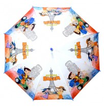 Chhota Bheem Umbrella White