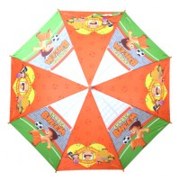 Chhota Bheem Umbrella Green and Orange