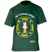 Chhota Bheem Mens T-Shirt - Green