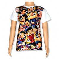 Super Bheem Digital Print T-Shirt