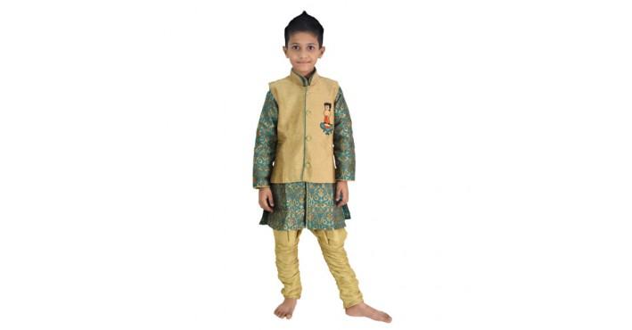a55b59c62 Get Flat 30% OFF on Chhota Bheem Indian Kids Ethnic Wear