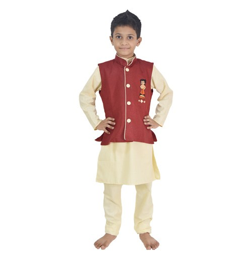 b24f9c714 Buy Chhota Bheem Kids Ethnic Wear Online Shopping | Pay on Delivery