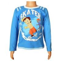 Chhota Bheem Full Sleeve T-Shirt - Seaport Blue