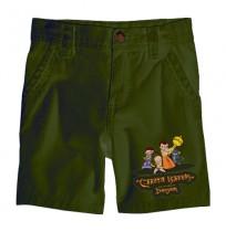 Chhota Bheem Shorts - Group - Green
