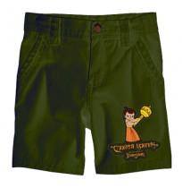Chhota Bheem Shorts - Single - Green