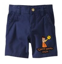 Chhota Bheem Shorts - Single - Blue