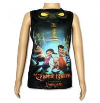 Chhota Bheem and The Curse Of Damyaan - Vest  Sublimation
