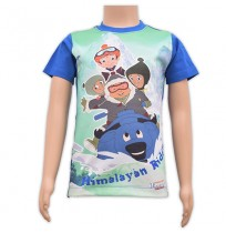 Sublimation T-Shirt - Blue