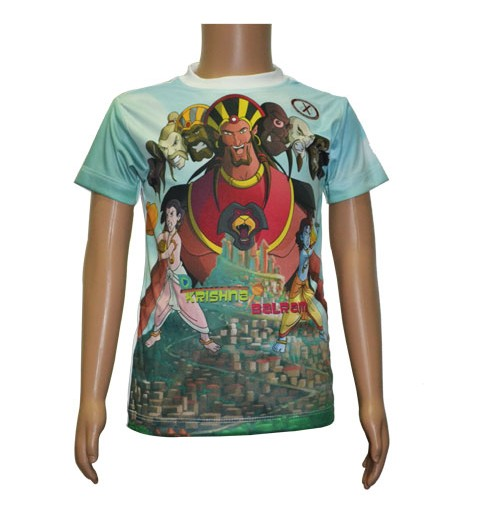 Kaalavakra - Sublimation T-Shirt