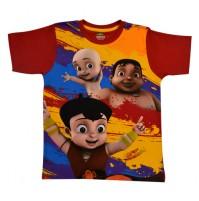Super Bheem T Shirt - Red
