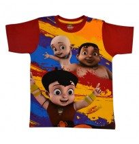 Super Bheem T Shirt - Red