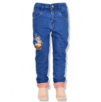 Chhota Bheem Boys Denim Pant - Blue