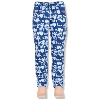 Chutki Girls Denim Pant - Ink Blue