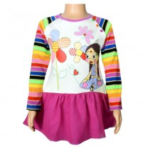 Chutki Full Sleeve Top - Snow White