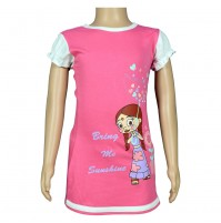 Chutki Dark Pink Night Top