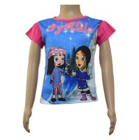 Girls Sublimation Top - Pink