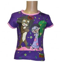 Chutki Purple Top