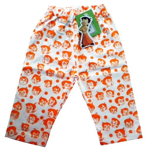 Infants Legging - Orange