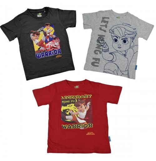 Kung Fu Dhamaka Combo T Shirt  3