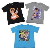 Kung Fu Dhamaka Combo T Shirt  4