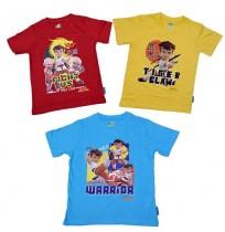 Kung Fu Dhamaka Combo T Shirt  5