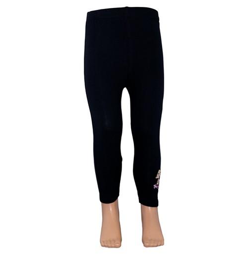 Chutki Girls Legging - Black