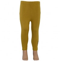 Chutki Girls Legging - Brown