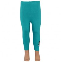 Chutki Girls Legging - Green