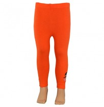 Chutki Girls Legging - Orange