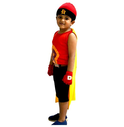 45fd9ffa01 Mighty Raju Costume Set