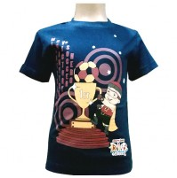 Mighty Raju T-Shirt - Navy Blue