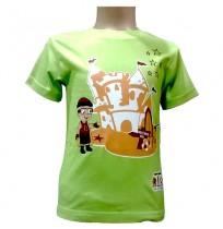 Mighty Raju T-Shirt - Green