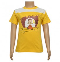 Chhota Bheem Printed Boys T-Shirt - Yellow
