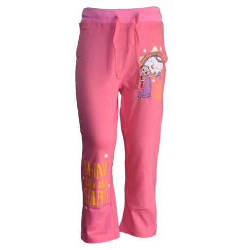 Chutki Track Pant - Pink