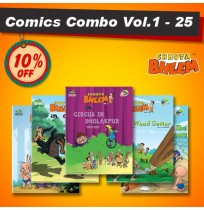 Chhota Bheem Comic Combo Offer - 1