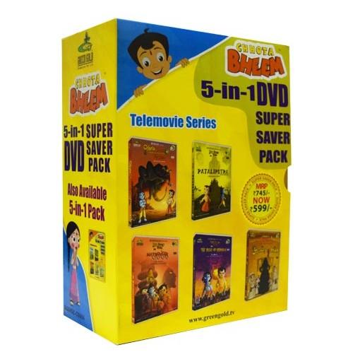 5-IN-1 Telemovie Series Combo