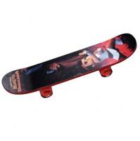 Kung Fu Dhamaka Wooden Skate Board Bheem & Zuhu W/Reflector