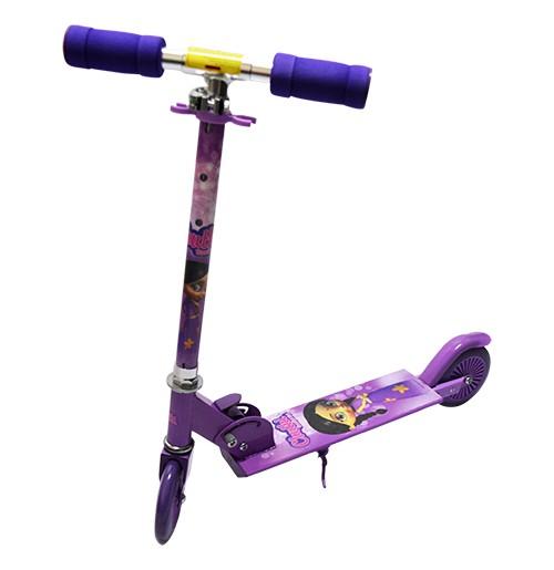 Chutki 2 Wheel Scooter - Purple