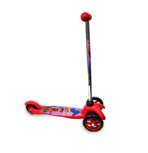 Super Bheem Twist Scooter-Red