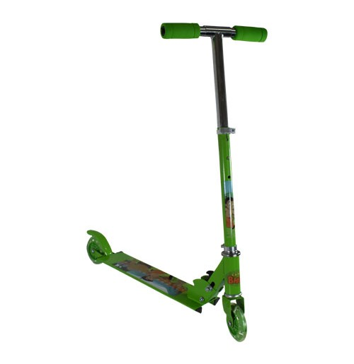Chhota Bheem 2 Wheel Scooter Green