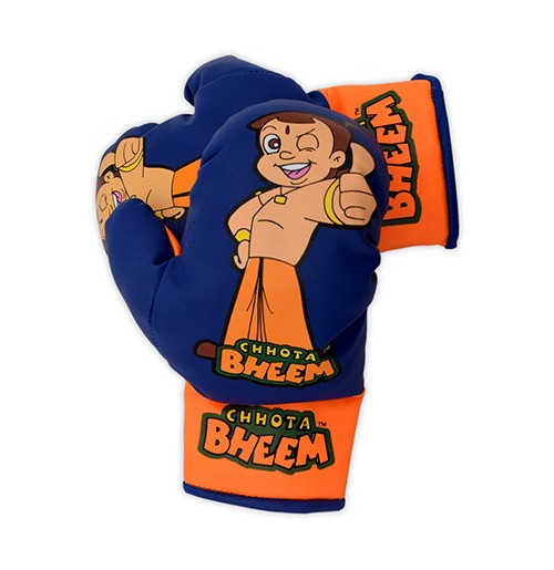 Chhota Bheem  Boxing Gloves Set