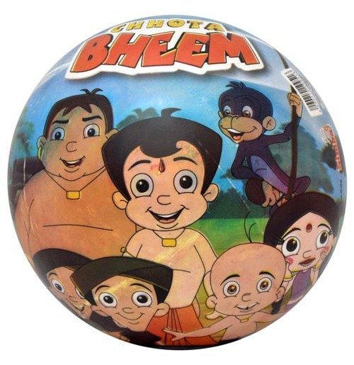 Chhota Bheem Decal Ball - 9516