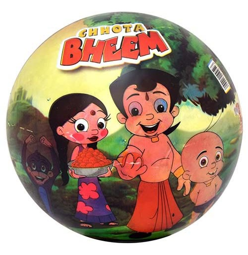Chhota Bheem Decal Ball - 9523