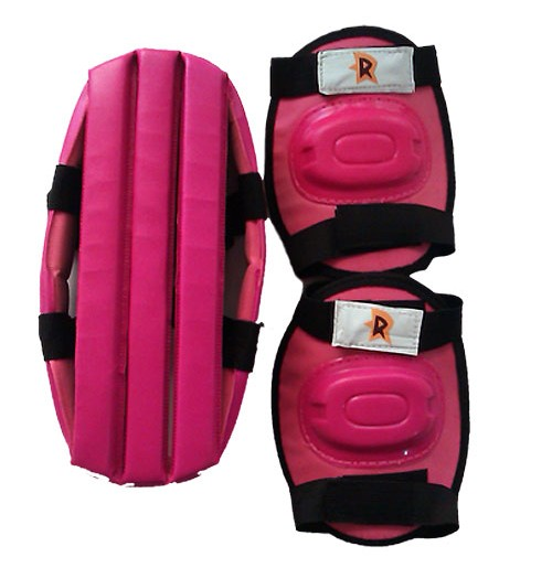 Skate Protective Equipment - Pink