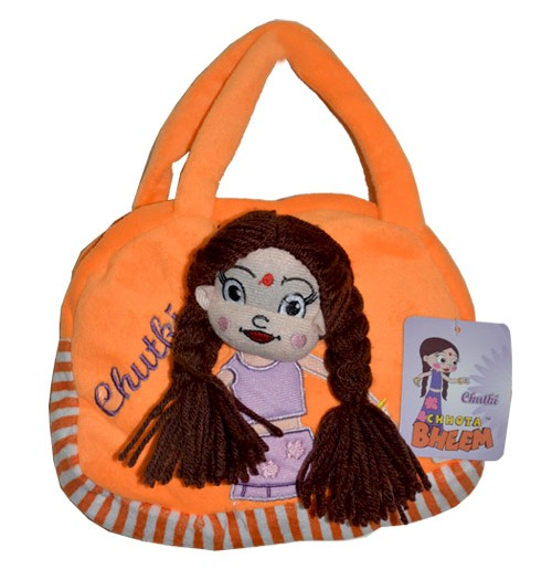 Chutki Hand Bag - Orange