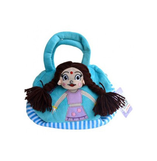Chutki Hand Bag - Blue