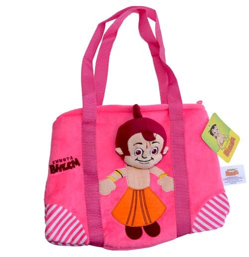 Chhota Bheem Picnic Bag - Pink