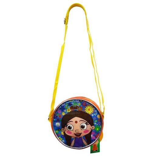 Chutki Sling Bag - Orange and Yellow