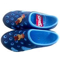 Chhota Bheem Clog - Sky Blue and Navy
