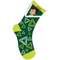 Chhota Bheem Socks - Green